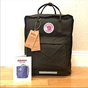 Fjallraven Kanken BIG backpack NWT